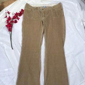 🌻Sale! Gap Maternity Corduroy Jeans Sz 10